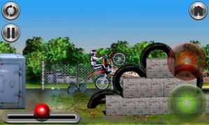 Androidアプリ「バイクマニア - レーシングゲーム」のスクリーンショット 4枚目