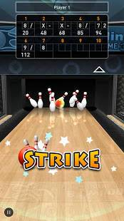 Androidアプリ「Bowling Game 3D」のスクリーンショット 3枚目