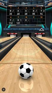 Androidアプリ「Bowling Game 3D」のスクリーンショット 4枚目