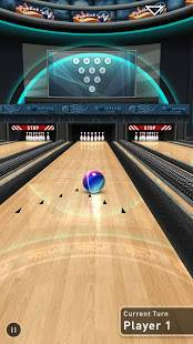 Androidアプリ「Bowling Game 3D」のスクリーンショット 5枚目