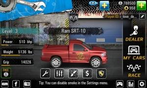 Androidアプリ「Drag Racing 4x4」のスクリーンショット 5枚目