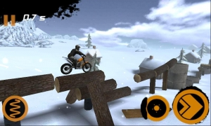 Androidアプリ「Trial Xtreme 2 Winter」のスクリーンショット 3枚目