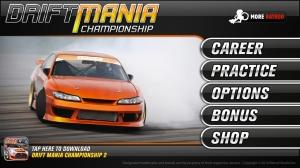 Androidアプリ「Drift Mania Championship Lite」のスクリーンショット 4枚目