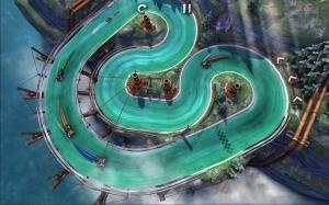 Androidアプリ「Slingshot Racing」のスクリーンショット 5枚目