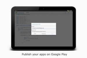 Androidアプリ「AIDE Premium Key」のスクリーンショット 3枚目