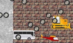 Androidアプリ「幼児のための車のパズル!」のスクリーンショット 4枚目