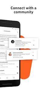 Androidアプリ「Wattpad-物語はどこに住んでいます」のスクリーンショット 5枚目
