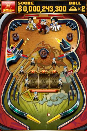 Androidアプリ「ONE PIECE 麦わらピンボール マリンフォード頂上戦争」のスクリーンショット 3枚目