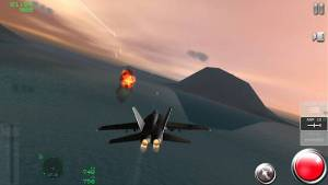 Androidアプリ「Air Navy Fighters」のスクリーンショット 1枚目