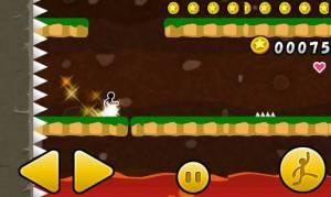 Androidアプリ「ジャンプでコイン」のスクリーンショット 2枚目