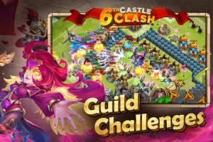 Androidアプリ「Castle Clash: Brave Squads」のスクリーンショット 3枚目