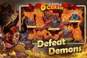 Androidアプリ「Castle Clash: Brave Squads」のスクリーンショット 5枚目