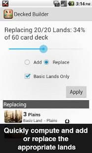 Androidアプリ「Decked Builder」のスクリーンショット 5枚目