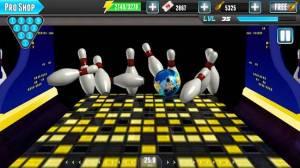 Androidアプリ「PBA® Bowling Challenge」のスクリーンショット 4枚目