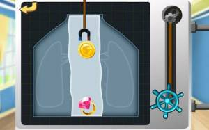 Androidアプリ「Dr. Panda病院」のスクリーンショット 3枚目