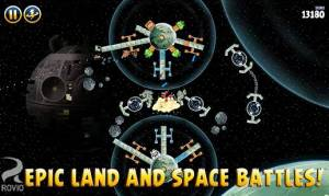 Androidアプリ「Angry Birds Star Wars HD」のスクリーンショット 4枚目