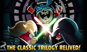 Androidアプリ「Angry Birds Star Wars HD」のスクリーンショット 3枚目