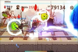 Androidアプリ「ファンタジーxランナーズ (FANTASYxRUNNERS)」のスクリーンショット 4枚目