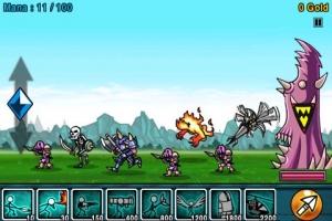 Androidアプリ「Cartoon Wars」のスクリーンショット 4枚目