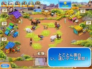 Androidアプリ「Farm Frenzy 3 アメリカンドリーム. Funny farming game」のスクリーンショット 3枚目