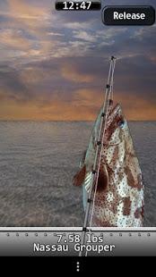 Androidアプリ「i Fishing Saltwater 2」のスクリーンショット 1枚目