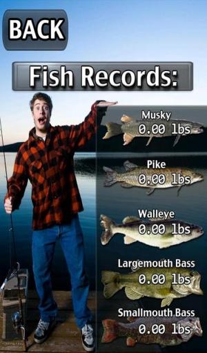 Androidアプリ「i Fishing Lite」のスクリーンショット 5枚目
