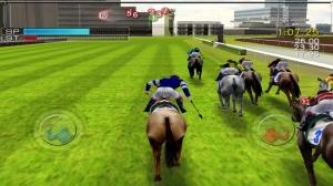 Androidアプリ「馬の競走」のスクリーンショット 4枚目