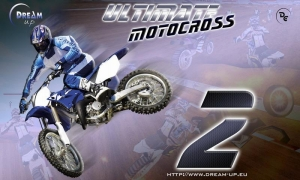 Androidアプリ「Ultimate MotoCross 2 Free」のスクリーンショット 1枚目