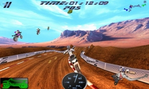 Androidアプリ「Ultimate MotoCross 2 Free」のスクリーンショット 3枚目