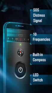 Androidアプリ「もっとも明るい 懐中電灯」のスクリーンショット 2枚目