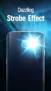Androidアプリ「もっとも明るい 懐中電灯」のスクリーンショット 3枚目