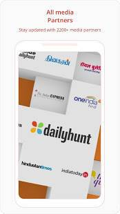 Androidアプリ「Dailyhunt (Newshunt)- Cricket, News,Videos」のスクリーンショット 3枚目