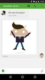Androidアプリ「Androidify」のスクリーンショット 5枚目