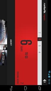 Androidアプリ「Runtastic Squats スクワット回数カウント」のスクリーンショット 3枚目