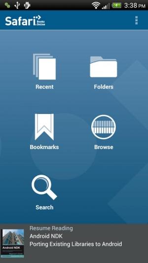Androidアプリ「Safari To Go」のスクリーンショット 1枚目