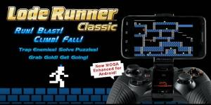 Androidアプリ「Lode Runner Classic」のスクリーンショット 1枚目