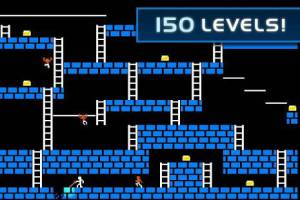 Androidアプリ「Lode Runner Classic」のスクリーンショット 3枚目