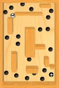 Androidアプリ「Labyrinth」のスクリーンショット 1枚目