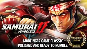 Androidアプリ「SAMURAI II: VENGEANCE」のスクリーンショット 1枚目