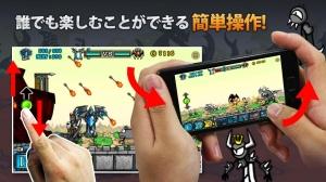 Androidアプリ「カートゥーンウォーズ2」のスクリーンショット 2枚目