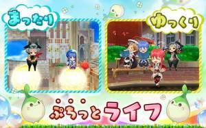 Androidアプリ「ぷちっとくろにくる 【かんたんアクションRPG】」のスクリーンショット 3枚目