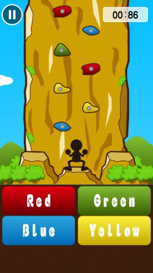 Androidアプリ「登頂せよ!」のスクリーンショット 2枚目