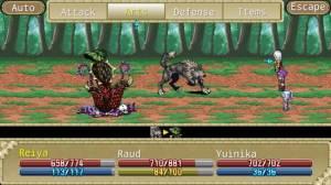 Androidアプリ「RPG 最果ての騎士 - KEMCO」のスクリーンショット 5枚目