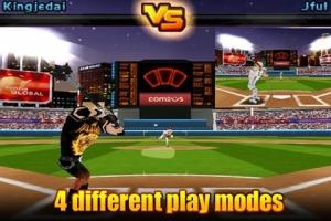 Androidアプリ「Homerun Battle」のスクリーンショット 2枚目
