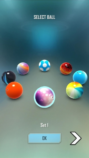 Androidアプリ「Bowling 3D Extreme FREE」のスクリーンショット 2枚目