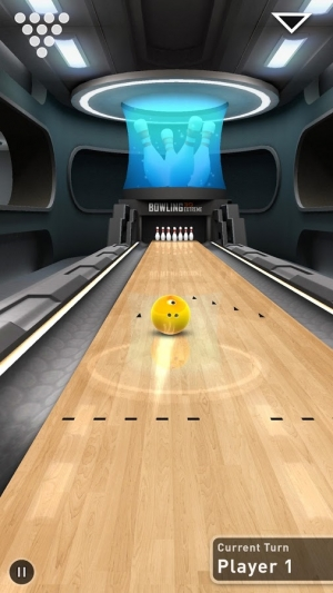 Androidアプリ「Bowling 3D Extreme FREE」のスクリーンショット 5枚目