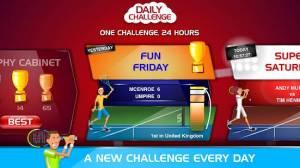 Androidアプリ「Stick Tennis」のスクリーンショット 5枚目