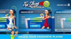 Androidアプリ「Stick Tennis」のスクリーンショット 4枚目