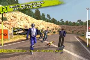 Androidアプリ「Downhill Xtreme」のスクリーンショット 4枚目