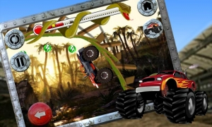 Androidアプリ「Top Truck Free - Monster Truck」のスクリーンショット 5枚目